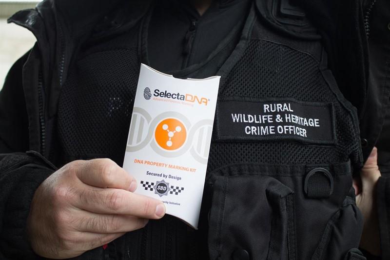 rural crime property marking DNA_75119