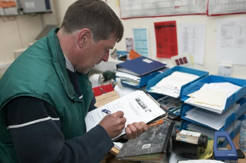 HSE farm inspection programme - autumn 2021