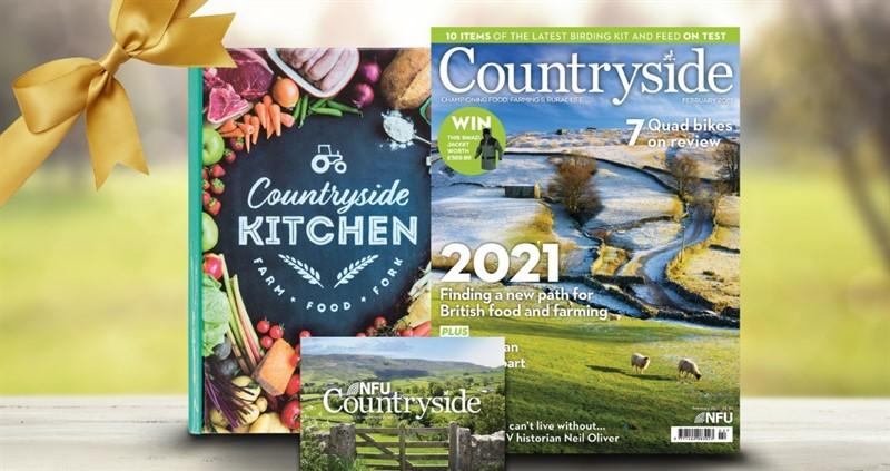 Countryside gift membership February_76565