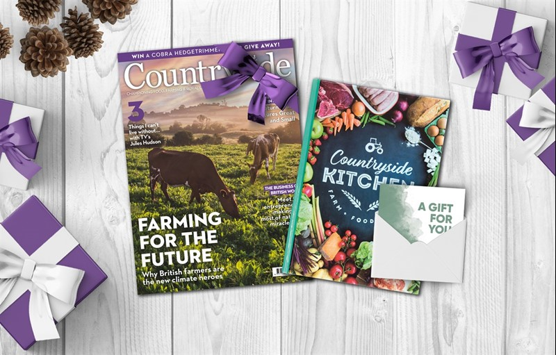 Countryside gift membership October issue  _80623