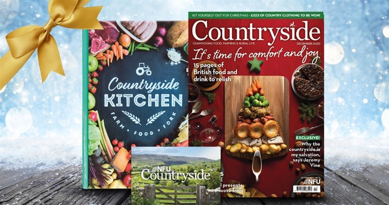 Countryside gift membership December issue _75563