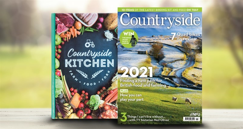 Countryside membership February _76564