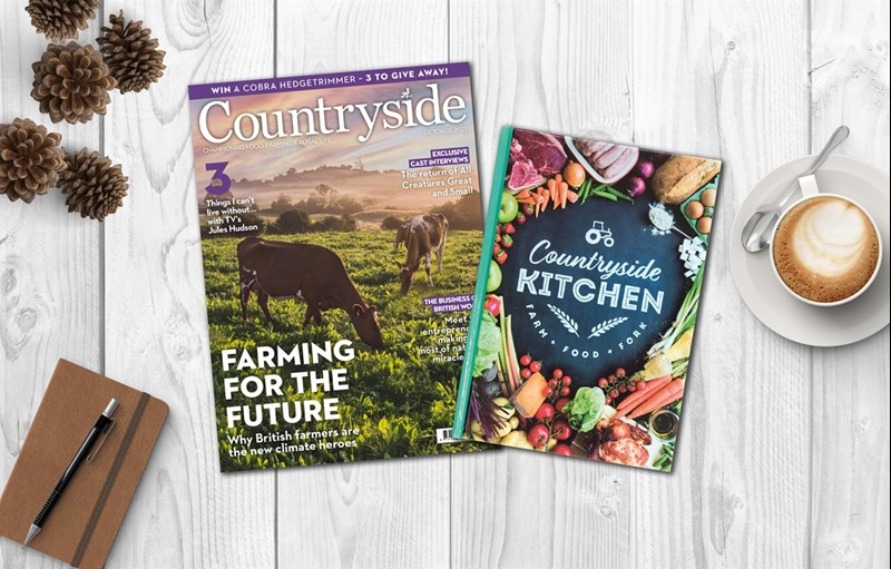 Countryside membership October issue  _80622