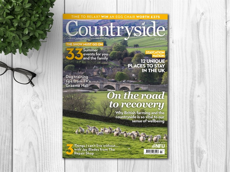 Countryside single issue July 21 _79221