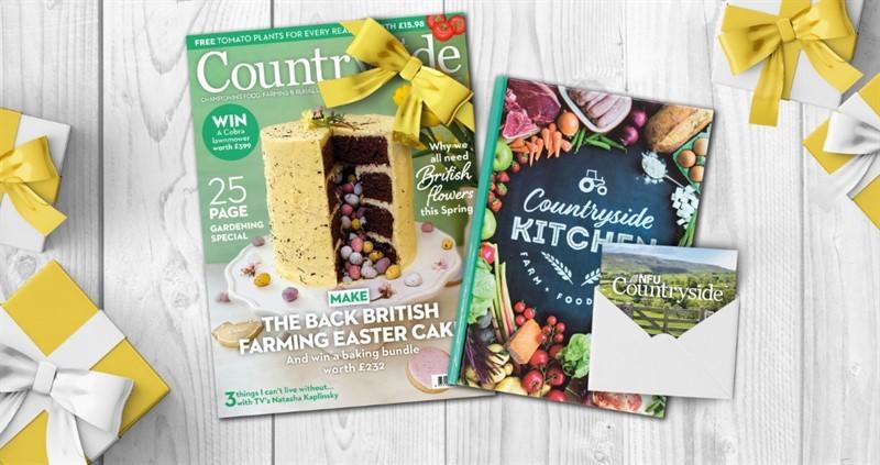 Countryside April gift membership _77471