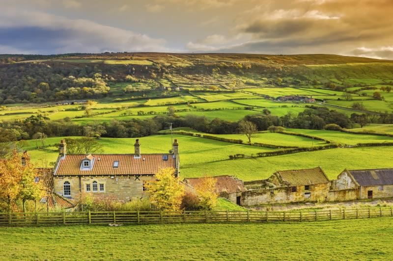 North York Moors farmhouse_19397