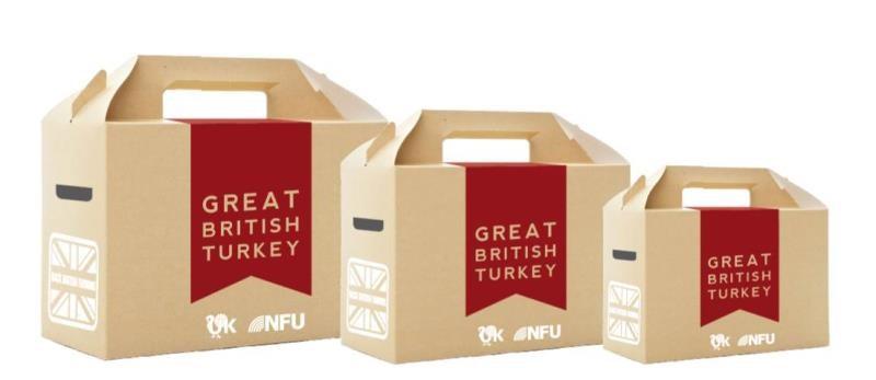 NFU Turkey Shop: Order your merchandise now