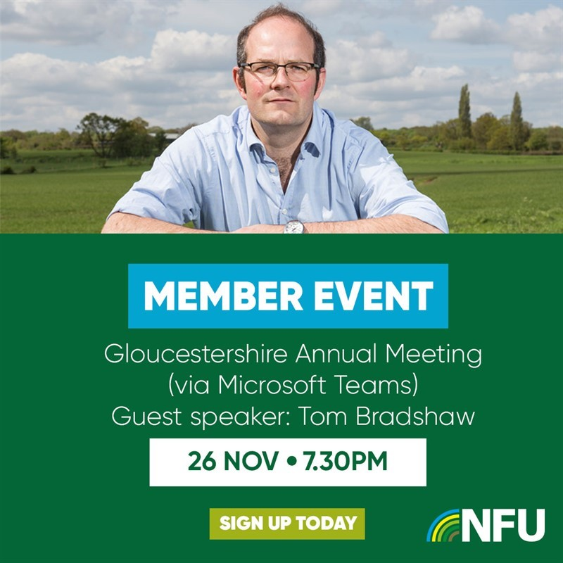 Gloucestershire Annual Open Meeting 2020