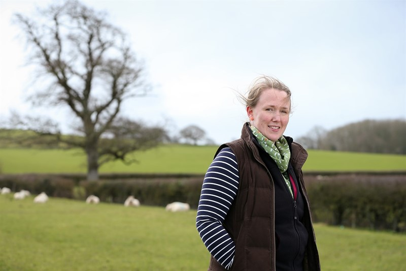 Isle of Wight NFU's new Chair