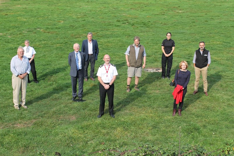NFU and CLA Meet Surrey Police on Rural Crime