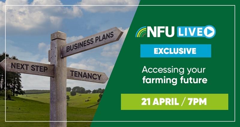 NFU Live: accessing your farming future_77966