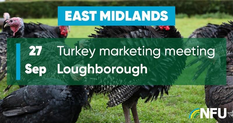 East Midlands Turkey Marketing Meeting