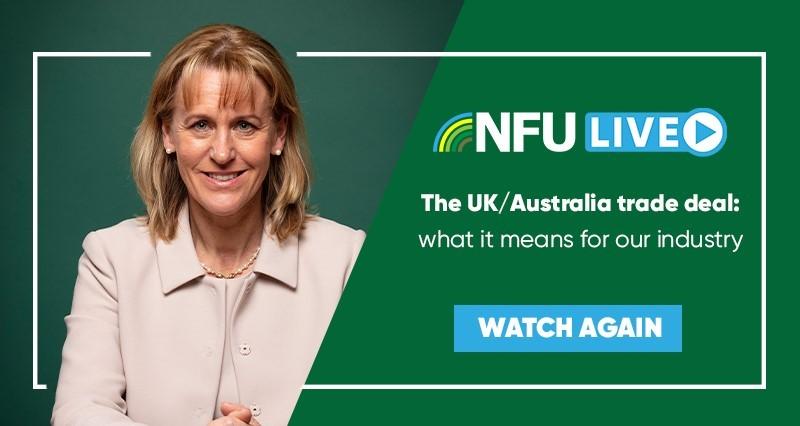Watch again: The UK/Australia trade deal