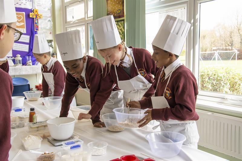 Farmvention chef visit St John Fisher Primary School_63082