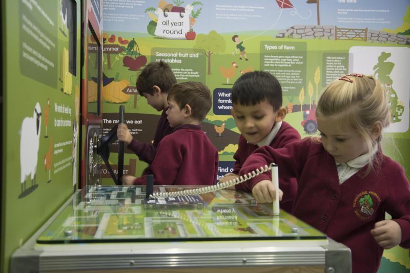 Discovery Barn at Wombridge Primary School Nov 2017_48733