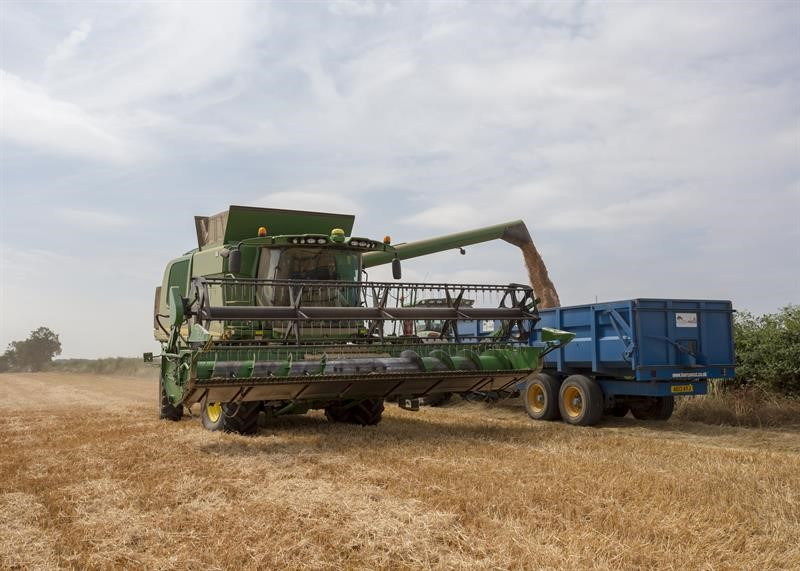 Make it safety first during harvest