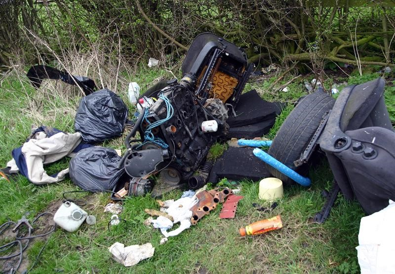 Sign our open letter to demand action to tackle fly-tipping