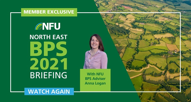 North East BPS 2021 Briefing