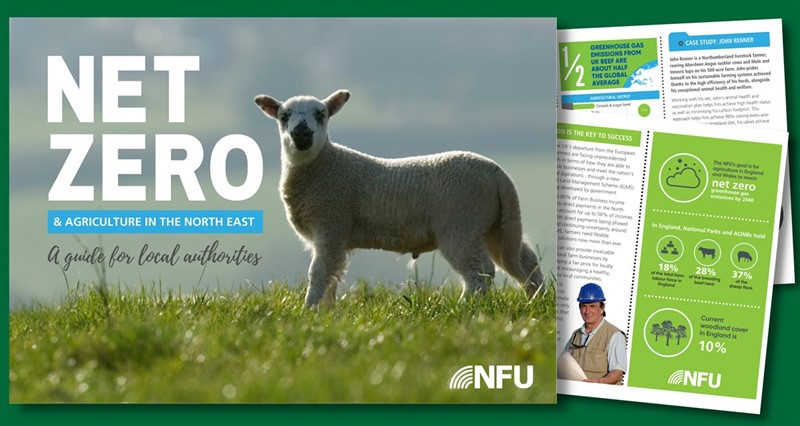 Local authority guide to Net Zero & North East farming