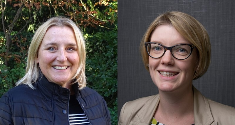 Laurie Norris & Anna Simpson, North Riding & Durham County Advisers 2021_77381