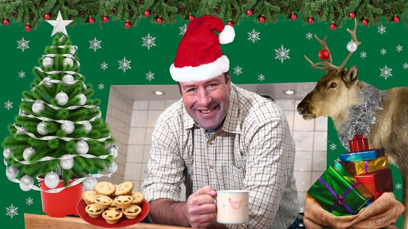 Christmas montage with Stuart Roberts_76013