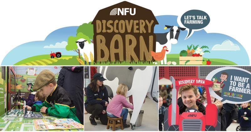 Discovery Barn logo and photos_43173