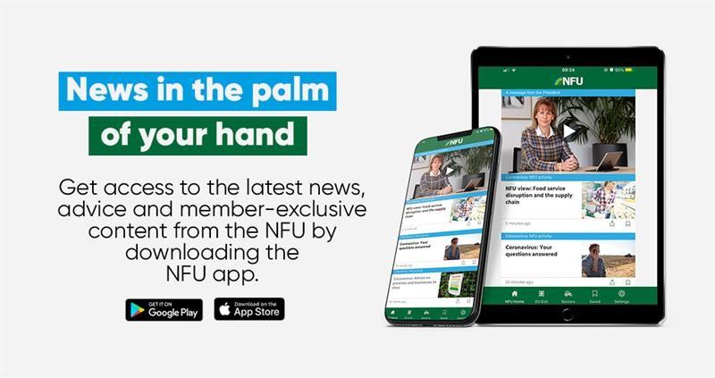 NFU App promotion_75139