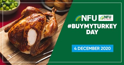 Are you ready for #BuyMyTurkey day?