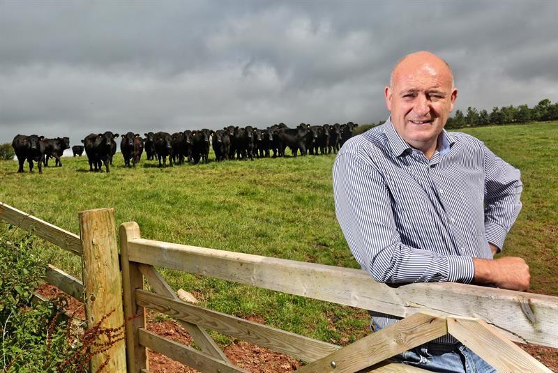 NFU Cymru President, John Davies_69521