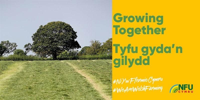 growing together - NFU Cymru tree planting strategy_80659