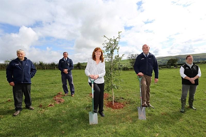 NFU Cymru tree report launch - 16.09.21_80682
