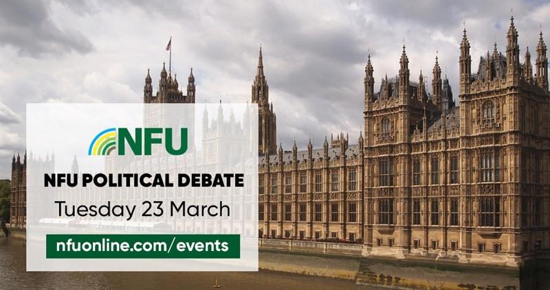NFU Political Debate