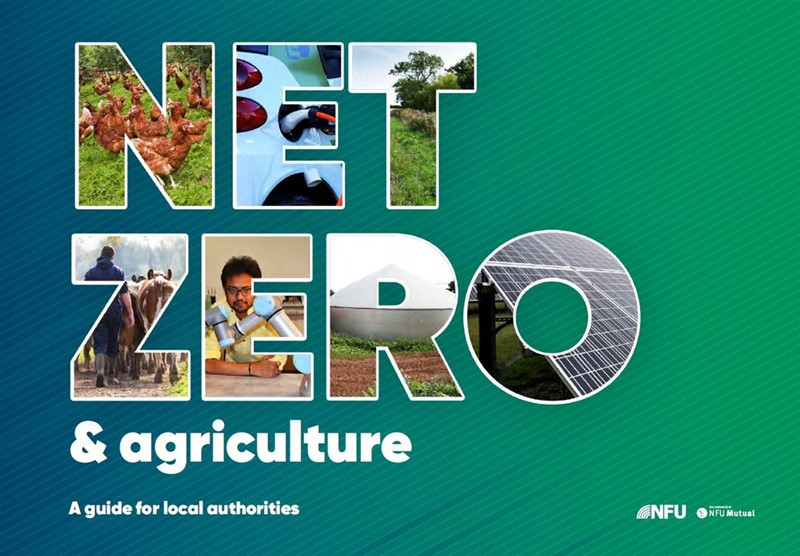 NFU helping local authorities work with farmers towards net zero