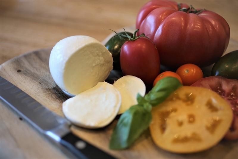 Laverstoke Farm Mozzarella _77110