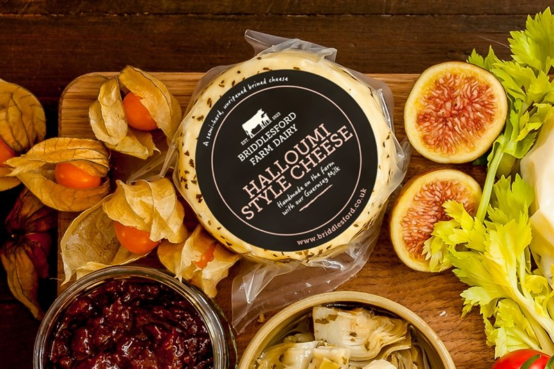 Halloumi style cheese_77109