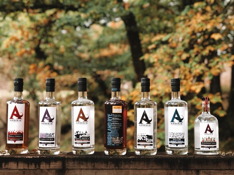Arbikie spirits_76083