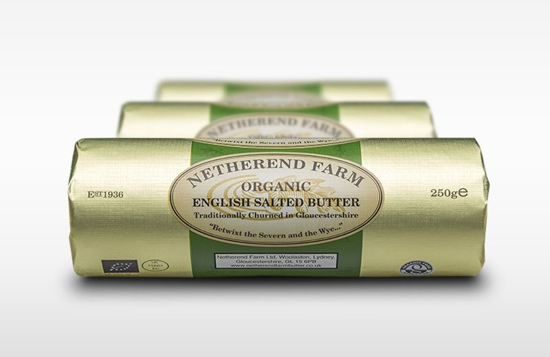Netherend Farm Butter_77100