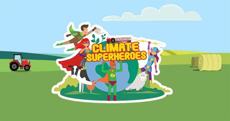 NFU Cymru Farmvention competition looks to find Climate Superheroes