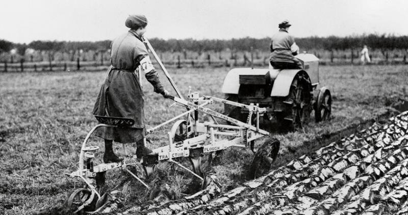World War one mechanisation_58308