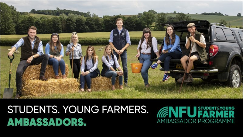 NFU Student & Young Farmer Ambassador Programme