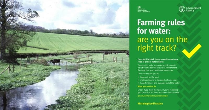 Help us inform Farming Rules for Water review