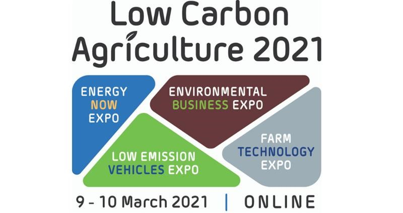 Low Carbon Agriculture show goes digital for 2021