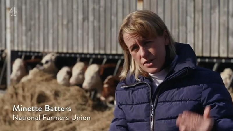 NFU media coverage on trade, food standards and the Ag Bill