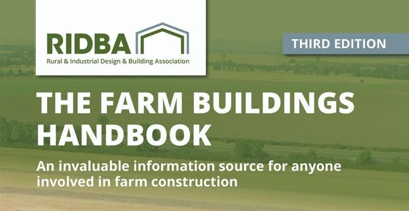 RIDBA release Third edition of The Farm Buildings Handbook