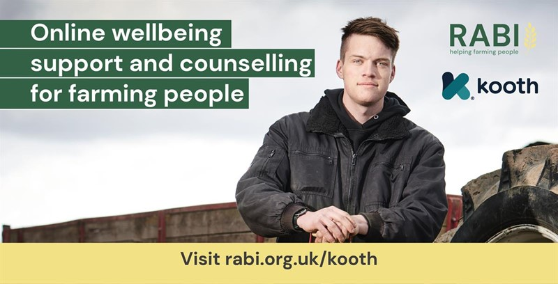 New wellbeing initiative launched by RABI