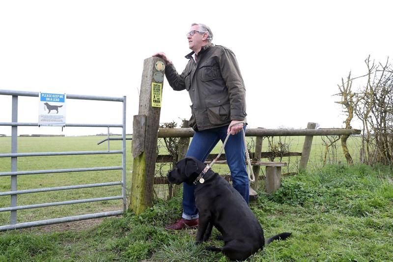 Responsible dog walking campaign Graeme Hall 053_77811