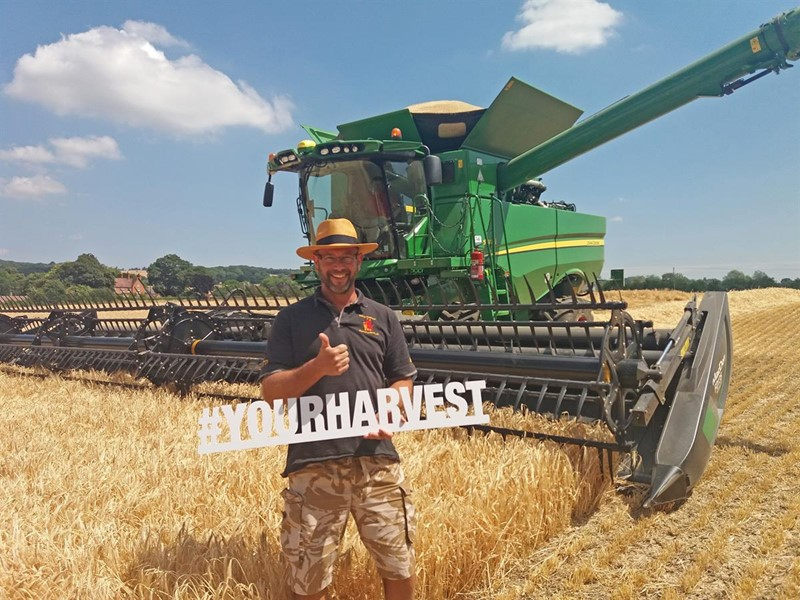 How to get involved in #YourHarvest
