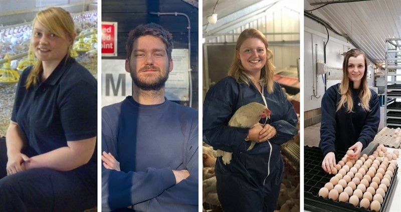 Finalists compete for Zoetis-NFU Poultry Trainee Award 2020