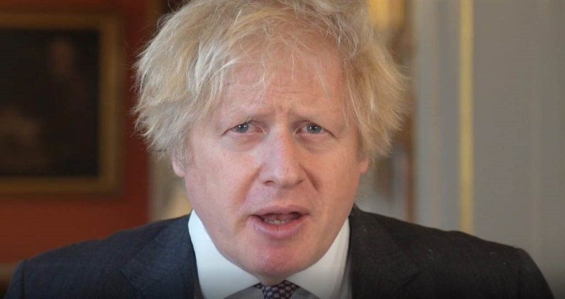NFU21: Watch Prime Minister Boris Johnson's exclusive message for NFU members