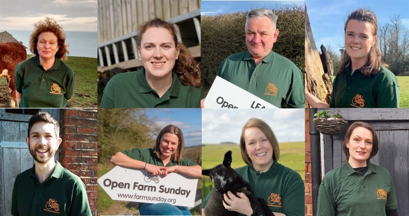More Open Farm Sunday support for farmers